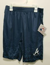 Boys Atlanta Braves Athletic Shorts team athletics
