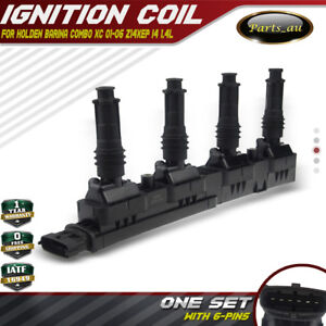 Ignition Coil for Holden Barina XC 04-05 Combo XC 05-13 Z14XEP 1.4L 1208020