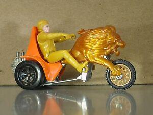Hot Wheels Red Line Era Rrrumblers CENTURION Motorcycle Trike RARE Bike & Rider
