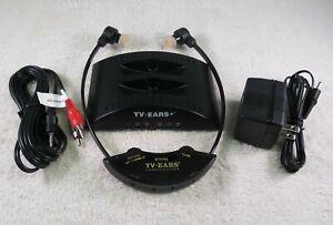 TV EARS 95 KHz WIRELESS HEADSET SYSTEM COMPLETE