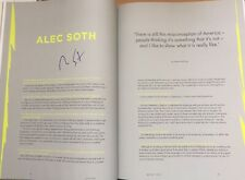 Alec Soth Signiert Fotograf Victor Hasselblad Unterschrift Signatur Autogramm