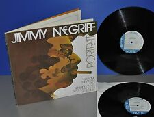 Jimmy McGriff Portrait D Blue Note 2 LP FOC booklet VG++/M- Vinyl LP top sound