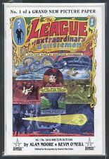 League of Extraordinary Gentlemen #1 Vf/Nm Alan Moore