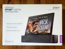 Lenovo Smart Tab P10, 64GB, Wi-Fi, 10.1in w/ Smart Dock