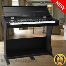Digital Electronic Piano 128 Rhythms 61 Keys with Standard Pedal Stand Cover