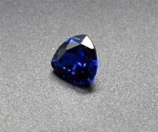 High Quality. AAAAA+LOOSE GEMSTONE UNHEATED BLUE ROYAL SAPPHIRE 3x3mm Triangle