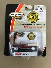 Matchbox Collectibles 50th Anniversary Collection 1955 Chevrolet Bel Air A14
