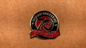 Ruger Firearms Lapel Pin Gun Pistol Rifle Revolver Phoenix Logo Badge Vintage