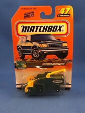 Matchbox Combine Harvester New in Sealed Package #47 of 100