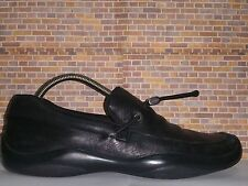 PRADA Leather Loafers Casual Shoes for Men