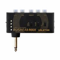 Valeton Rushead Max USB Chargable Portable Pocket Guitar Bass Headphone AmpRH100