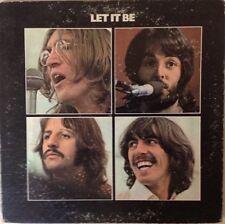 Beatles - Let It Be - Vinyl LP - Red Apple