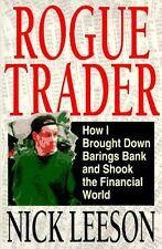 Rogue Trader: How I Brought Down Barings Bank and