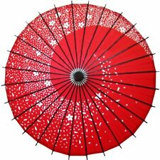 Wagasa - Ombrelle Japonaise / Japanese Umbrella - Sakura Storm (red)