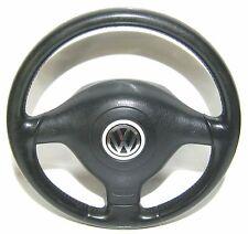 orig 3-Speichen Airbag Leder Lenkrad VW Golf 4 Bora Passat 3B 3BG 1J0419091AE (1