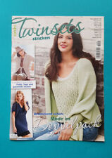 Sandra SONDERHEFT twinsets stricken SA 009 ungelesen 1A  absolut TOP