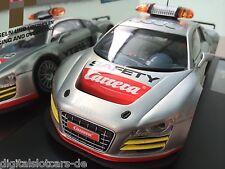 CARRERA DIGITAL 124 23799 Audi R8 Safetycar NEU OVP BLINKLICHT