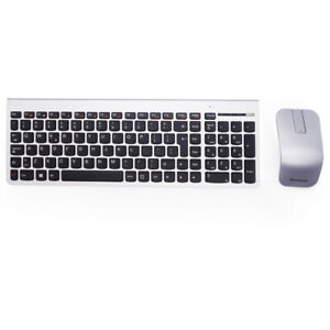 SK-8861 IBM Lenovo PC Computer Wireless Keyboard ultra-thin & Mouse English