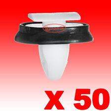 FIAT Ducato Lato Modanatura Clip di plastica esterno RUB Striscia Pannello bumpstrip
