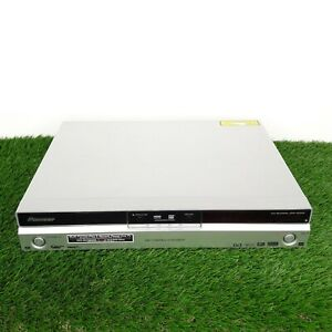 Pioneer DVR-440HX-S DVD Recorder With 80GB HDD Hard Drive Freeview - Tested