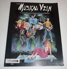 In the Musical Vein Stellar Games NIGHTLIFE Adventure Sourcebook 0320 RPG Gaming
