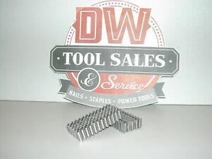 "Spotnails W9 3/8 x 1"" Corrugated Fasteners"