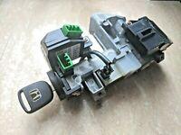 03 04 05 Honda Civic OEM Ignition Switch Cylinder Lock Auto Trans Assembly KEY