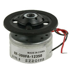 RF-300FA-12350 DC 5.9V Spindle Motor for DVD CD Player Silver+Black LW