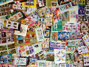 Special Lot Box - 500 items Mix of Countries of the World - Cat value $2,500+