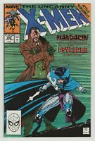 Uncanny X-Men #256 (Marvel 1989) 1st New Psylocke - Chris Claremont & Jim Lee