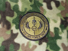 USAF AIR FORCE 138TH COMBAT TRAINING FLIGHT JTAC TACP WILL ROGERS OK ANG PATCH
