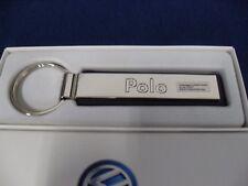 Volkswagen Polo Metall Schlüsselanhänger Schriftzug 000087010T YPN
