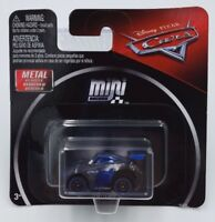 Disney Pixar Cars Mini Racers #23 Jackson Storm Metal Vehicle Mattel