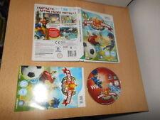 Videojuegos fútbol para Nintendo Wii