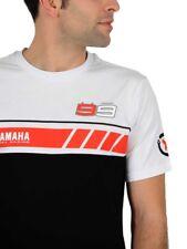 T-shirt Classic Yamaha MOTOGP Factory Racing Lorenzo 99 BSB SBK Bike L