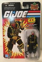 G.I.JOE 25th ANNIVERSARY: PYTHON PATROL OFFICER - COBRA ENEMY