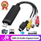 Easycap+USB+Audio+VHS+to+DVD+Converter+Capture+Recorder+Analog+Video+Digital+US