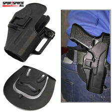 Tactical Quick Holster Right Hand Paddle w/ Belt Holster
