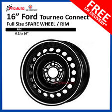 "16"" FORD TOURNEO CONNECT 2014-2017 FULL SIZE STEEL RIM SPARE WHEEL RIM 6.5J X 16"