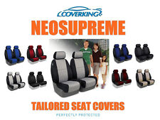COVERKING NEOSUPREME CUSTOM FIT SEAT COVERS FRONT for NISSAN XTERRA