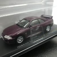 IXO Nissan Skyline GT-R 1995 1/43 Scale Box Mini Car Display Diecast vol 141