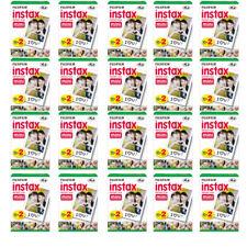 400 Prints Fujifilm Instax Mini Instant Film fits Fuji 8 - 9 and all Mini Camera