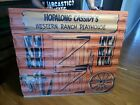 VINTAGE HOPALONG CASSIDY WESTERN RANCH PLAYHOUSE EXTREMELY ULTRA RARE