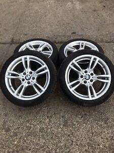 "BMW 18"" 5 Stud Alloy Wheels"
