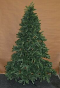 Home Accents Holiday 7.5' Unlit Sierra Nevada Christmas Tree