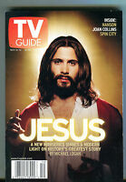 TV Guide Magazine May 6-12 2000 The Story Of Jesus EX 071816jhe
