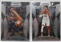 2019-20 Panini Prizm Draft Picks Jaxson Hayes 2 Rookie Cards Lot Texas Longhorns