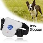 NEW Ultrasonic Dog Anti Bark Stop Barking Control Collar Train Training Device