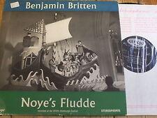 ZNF 1 Britten Noye's Fludde / Brannigan / Del Mar GROOVED OVAL HP LIST