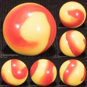 Belashed Akro Prizename Corkscrew Vintage Marble 11/16 Mint hawkeyespicks sg